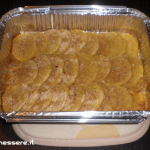 Patate gratinate al forno