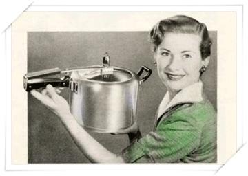La pentola a pressione: cos'è, come funziona e tutti i tempi di cottura