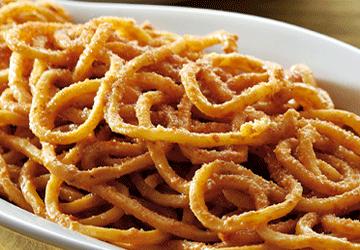 Spaghetti di Trapani