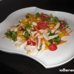 Insalata di pollo light