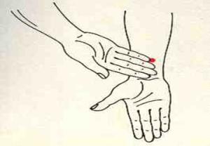 Afonia polso
