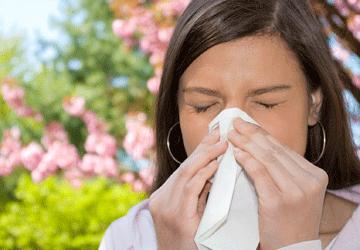 Allergia e rinite allergica