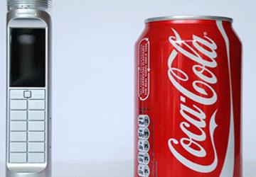 coca cola ricarica cellualre