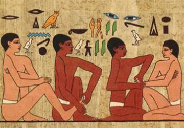La storia della riflessologia