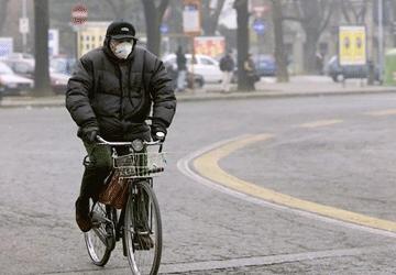 Respirare aria inquinata indurisce le arterie?
