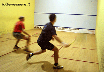 Squash: uno sport da olimpiadi