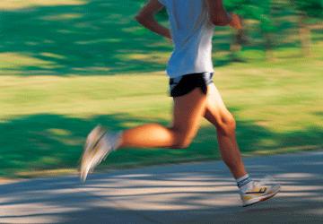Corsa e camminata, articolazioni e osteoartrite