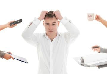 Stress e lavoro: un binomio che costa 3 miliardi di euro annui