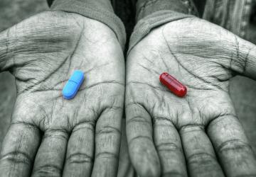 Placebo Limite per la ricerca, Soldi per le cause farmaceutiche