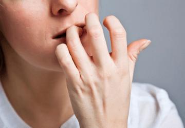 Onicofagia: mangiarsi le unghie