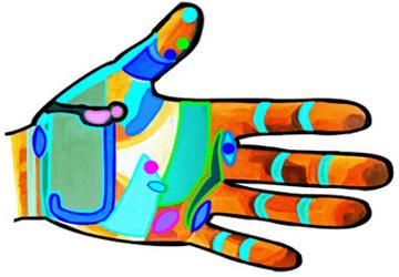 Riflessologia della mano: benefici, mappe, corsi e autotrattamento