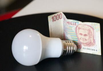 Energia: come risparmiare soldi su luce e gas